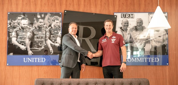 URM and Sea Eagles celebrate 25 years UNITED