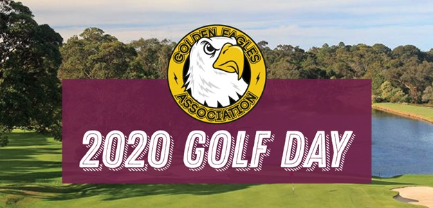 2020 Golden Eagles Golf Day