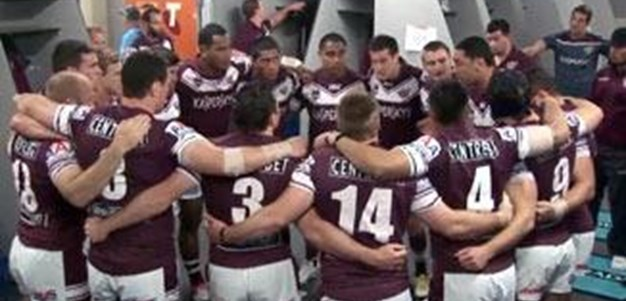 Manly playing for their Members