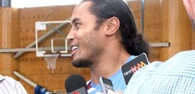 Matai ready for Newcastle right edge