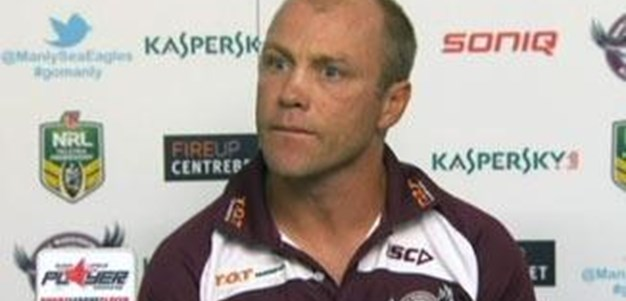 Sea Eagles v Rabbitohs Rd 7 (Press Conference)