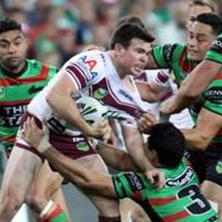 FW3 Sea Eagles v Rabbitohs (highlights)
