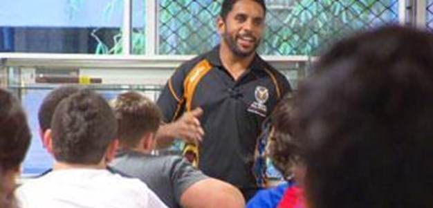 Sea Eagles celebrate NAIDOC Week