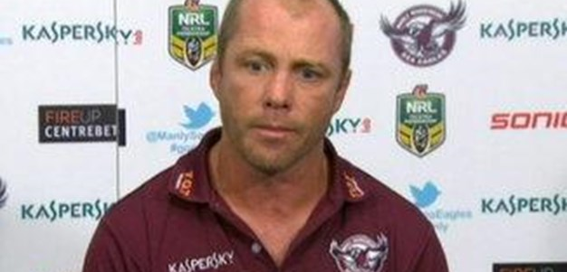 Sea Eagles v Eels Rd 21 (Press Conference)
