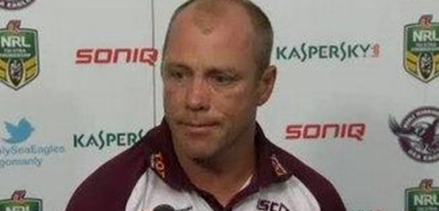 Sea Eagles v Panthers Rd 26 (Press Conference)