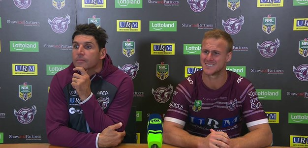 Post-Match | Round 8 v Knights