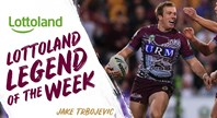 Lottoland Legend of the Week - Round 10