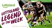 Lottoland Legend of the Week - Round 18