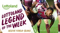 Lottoland Legend of the Week - Round 22