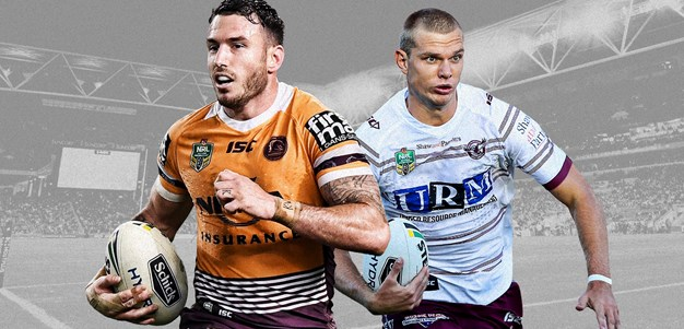 NRL Preview | Trbojevic v Boyd