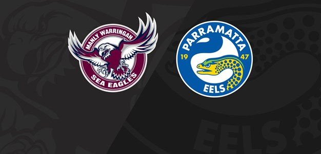 Full match replay: Sea Eagles v Eels - Round 2, 2018