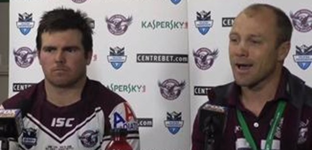 Sea Eagles Rd21 Press Conference