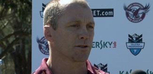 Toovey talks TV rights
