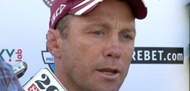 Toovey embraces the underdog tag