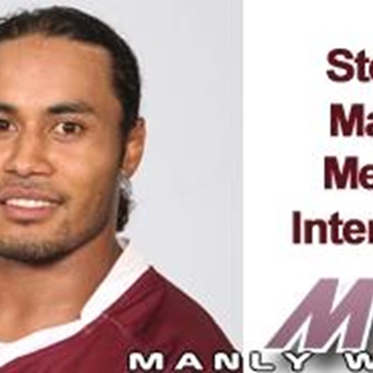 Steve Matai Rd 5 Media Interview