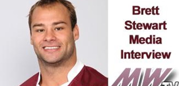 Rd 3 Brett Stewart Media Interview