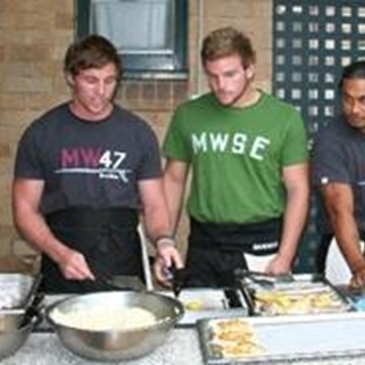 Sea Eagles Masterchef