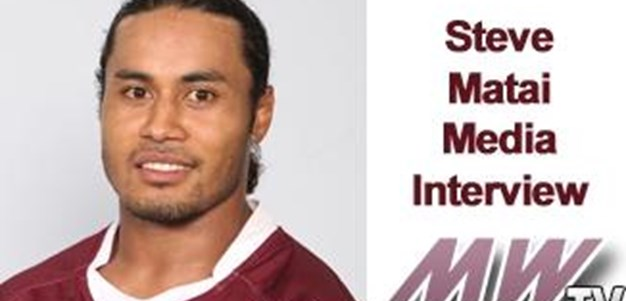 Steve Matai Interview Rd 8