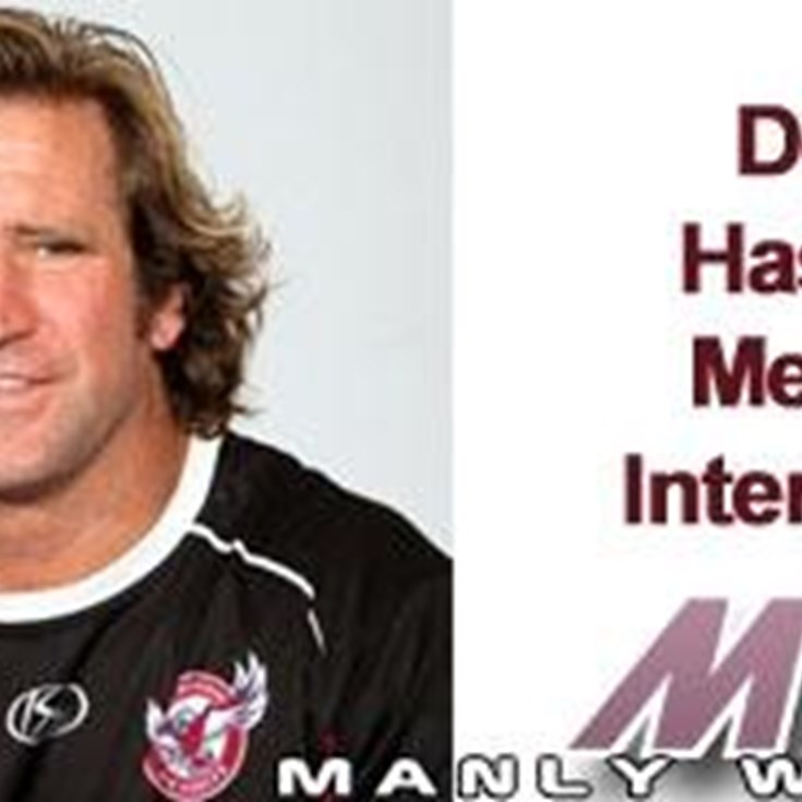 Rd 18 Des Hasler Media Interview