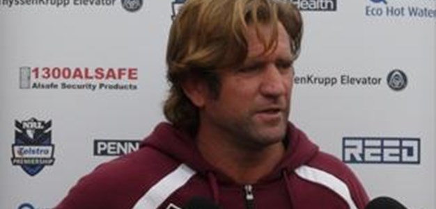 Des Hasler Media interview Rd19