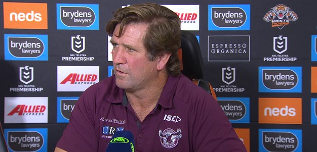 Hasler: We won't rush Tom Trbojevic back