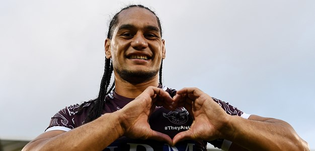 Taupau reflects on emotional win in his homeland