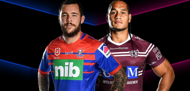 Knights v Sea Eagles - Round 5