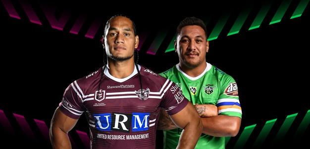 Sea Eagles v Raiders - Round 7