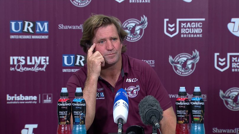 Sea Eagles: Round 9