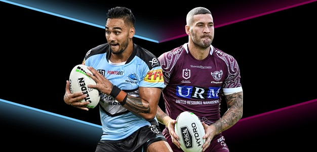Sharks v Sea Eagles - Round 10