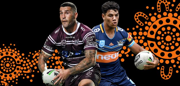 Sea Eagles v Titans - Round 11