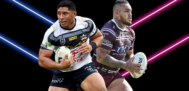 Cowboys v Sea Eagles - Round 13