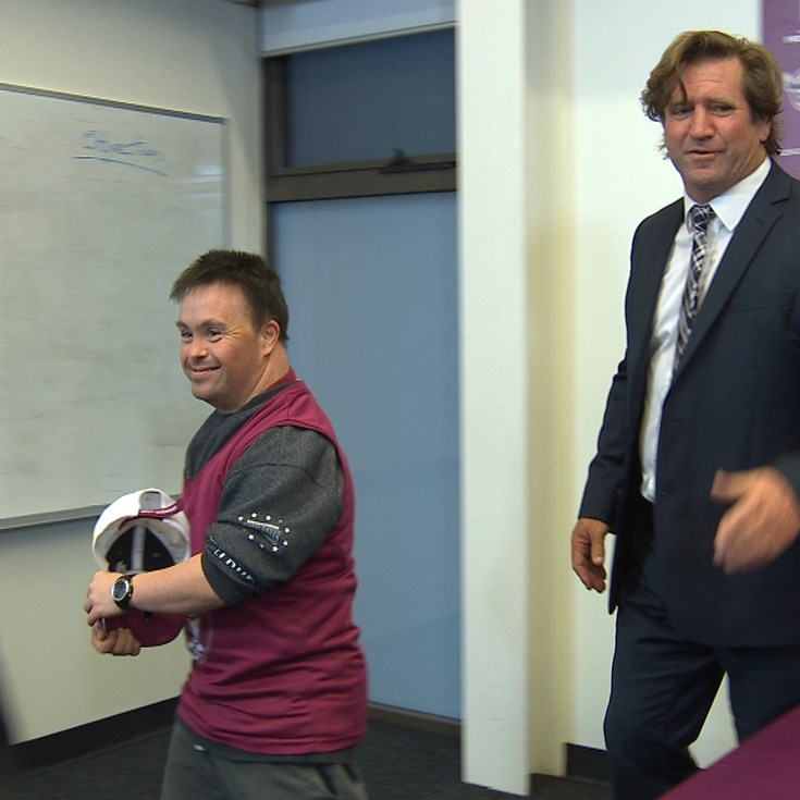 Hasler reveals secret to Manly's success is new assistant coach