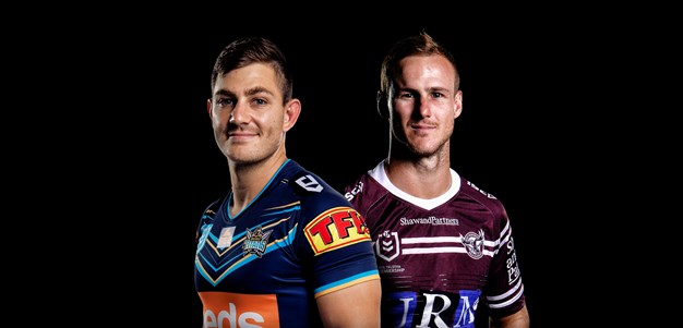 Titans v Sea Eagles - Round 15