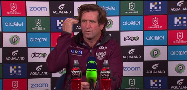 Des Hasler | Post Match Press Conference