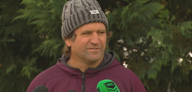 Hasler speaks about Trbojevic deals