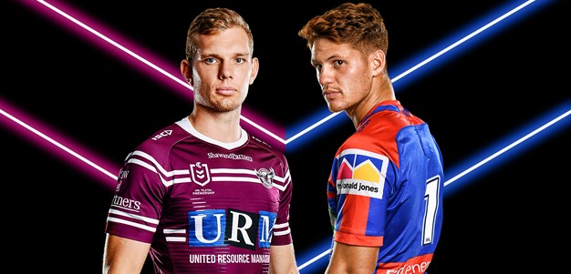 Sea Eagles v Knights - Round 20