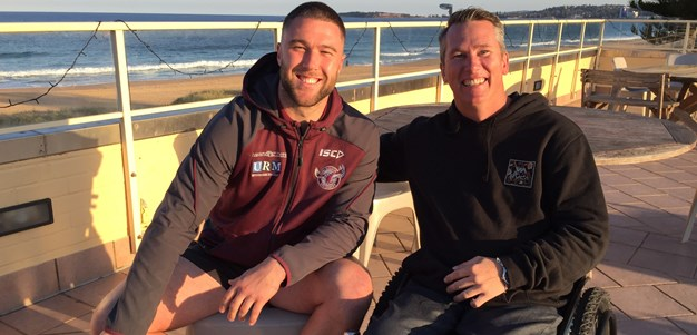 How Men of League helped Sironen through dark days