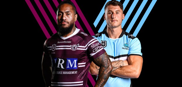 Sea Eagles v Sharks - Elimination Final Preview