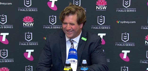 Des Hasler | Post Match Presser