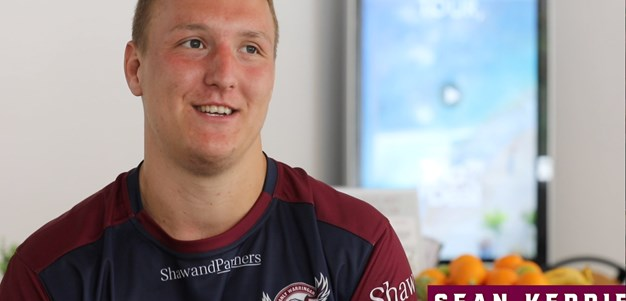 Sea Eagles feature: Sean Keppie