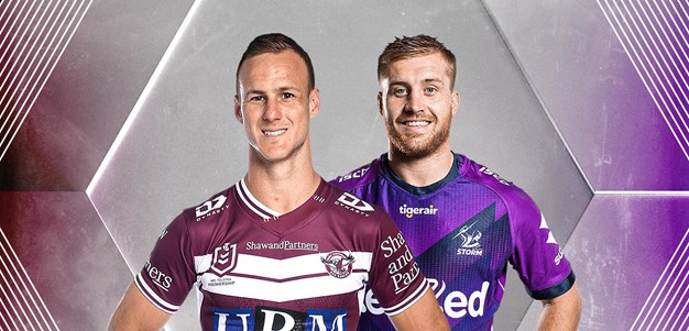 Sea Eagles v Storm - Round 1