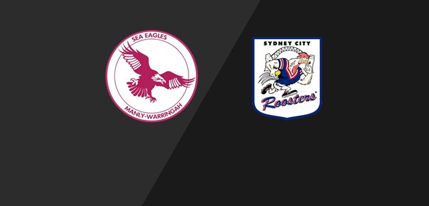 Sea Eagles v Roosters - Round 5, 1997