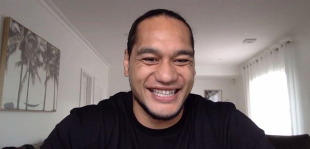 Taupau embracing time away from the game