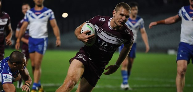 Match Highlights: Sea Eagles v Bulldogs