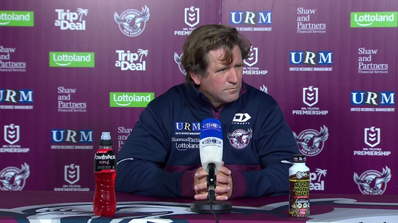 Round 7: Post Match Press Conference