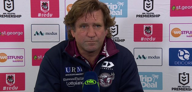 Round 9: Post Match Press Conference