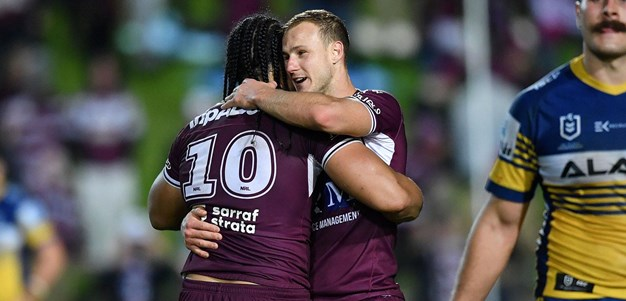 Match Highlights: Sea Eagles v Eels