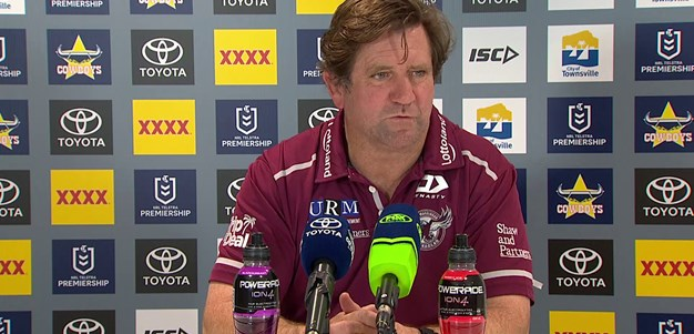 Round 11: Post Match Press Conference
