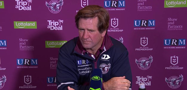 Round 12: Post Match Press Conference